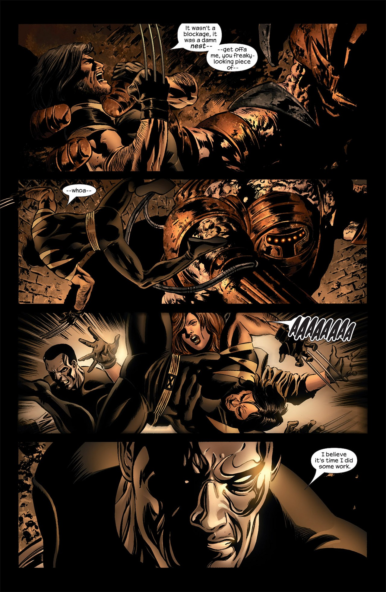 Read online Ultimate Nightmare comic -  Issue #3 - 20