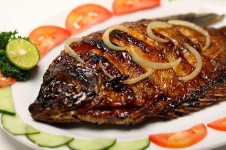 Kuliner Pemalang - Ikan Bakar WTS?