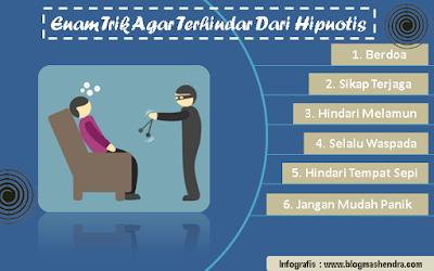 Enam Trik Agar Terhindar Dari Hipnotis - Blog Mas Hendra