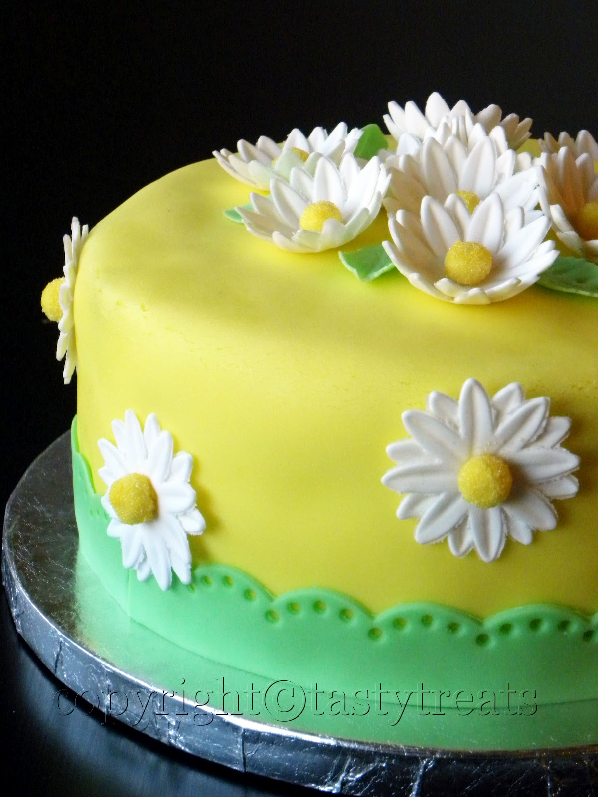 Very Moist Yellow Cake Recipe