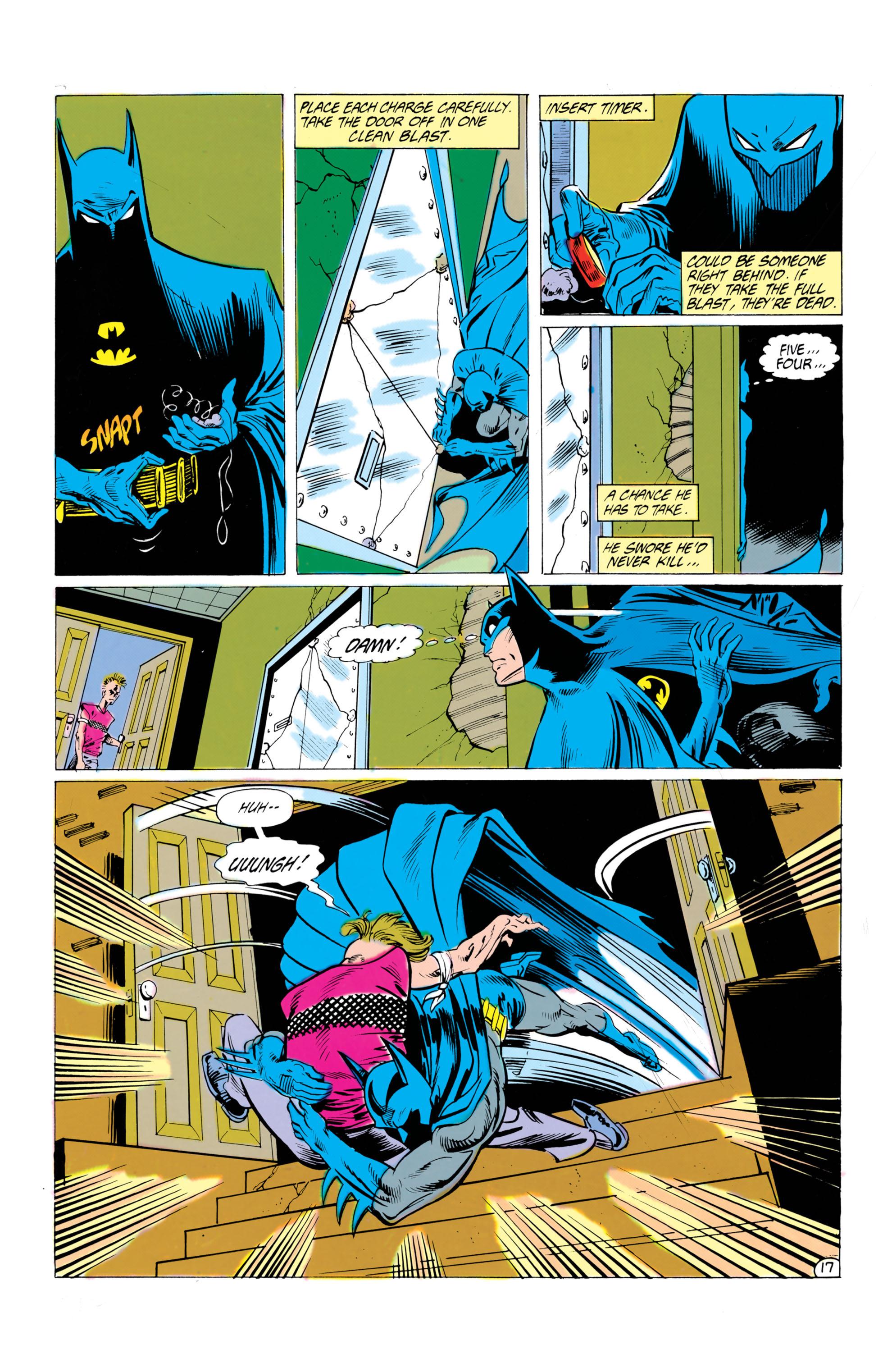 Detective Comics (1937) 583 Page 17