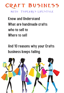 Ten reasons  Why your Handmade Crafts Business has refused to Grow and how to improve sales