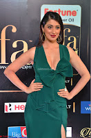Laxmi Rai in a Deep neck Beautiful Green Gown Cute Actress Laxmi Rai ~  029.JPG