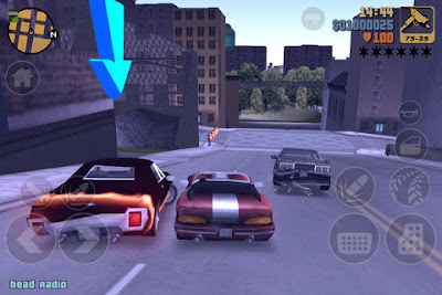 GTA III for Android Screenshot