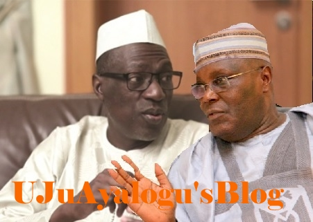 2019: Atiku Hijacks Adamawa PDP Congress, Imposes All Executives - Makarfi Told, Leader Kicks