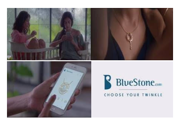 BlueStone Jewellery launches campaign 'Choose Your Twinkle' for the Valentine's season