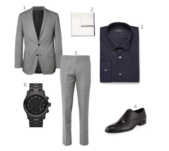 What To Wear For A Wedding For Guys