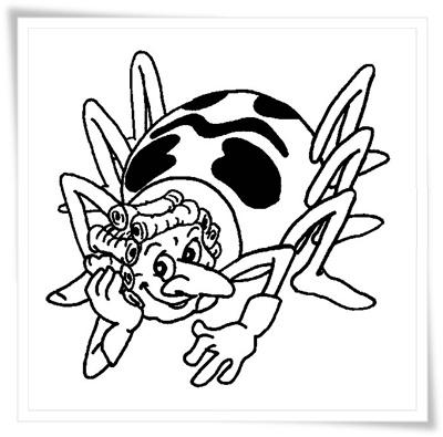 ausmalbilder zum ausdrucken: ausmalbilder biene maja