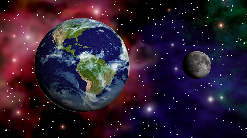 jika Kutub Bumi Terbalik