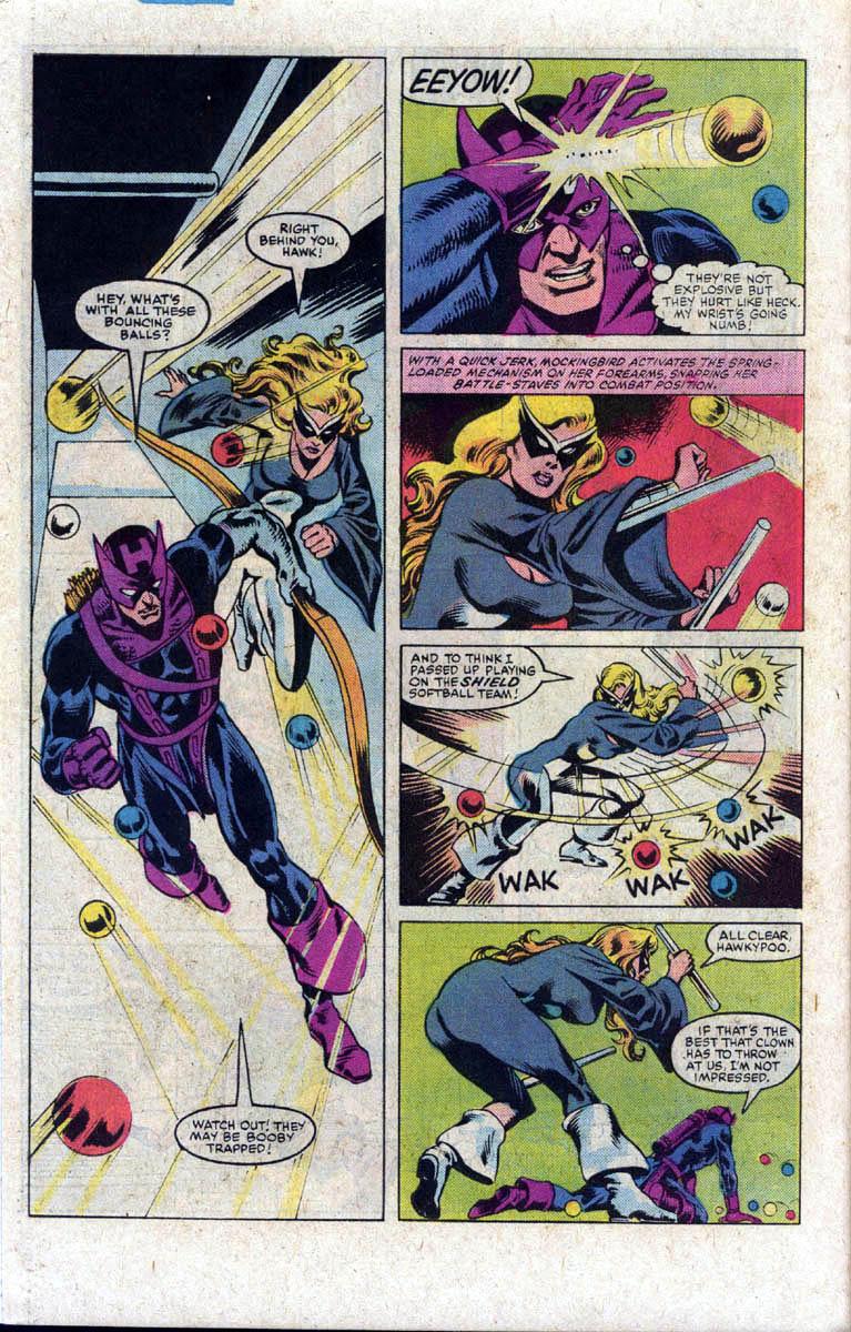Hawkeye (1983) Issue #3 #3 - English 12