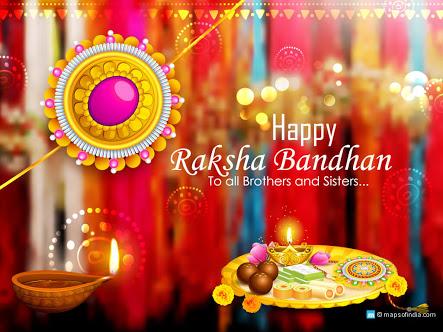 Raksha Bandhan Quotes & Images