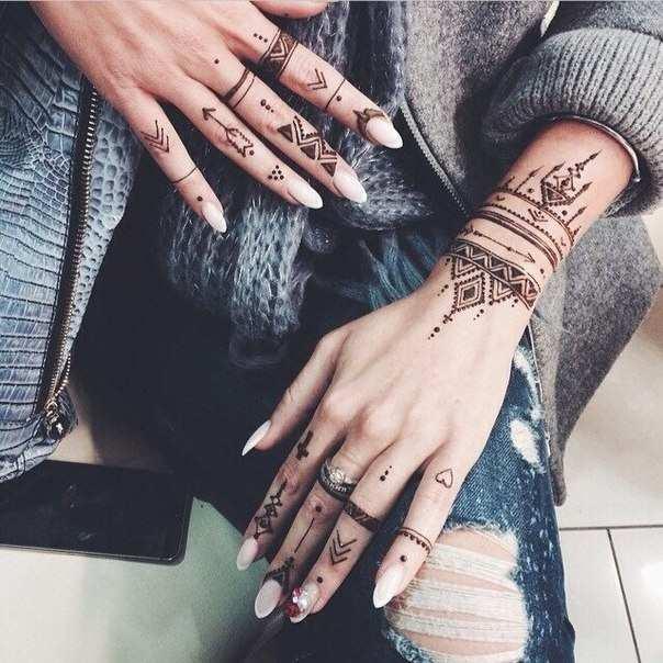 Tatuajes De Henna Y Como Hacerlos En Casa Belagoria La Web De
