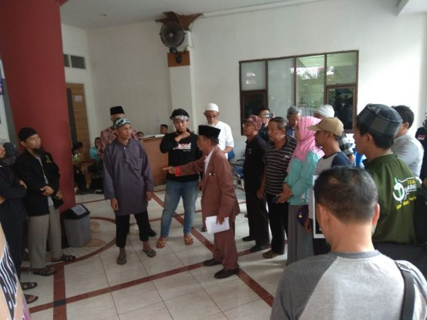 Datangi Komnas HAM, Puluhan Keluarga Korban PKI Tuntut Ini