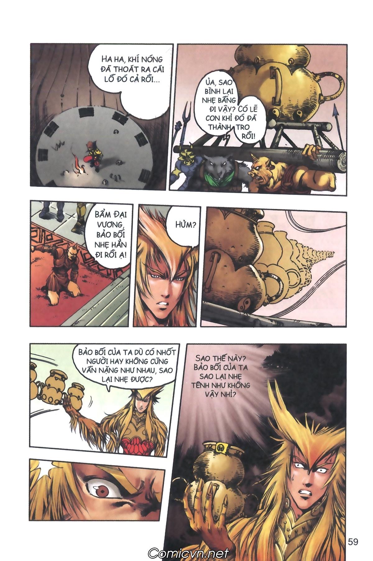 Tây Du Ký màu - Chapter 120 - Pic 19