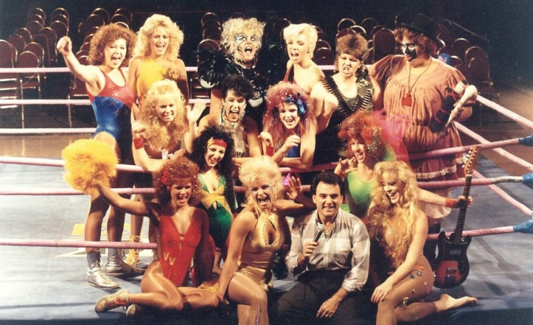 Image result for gorgeous ladies of wrestling original
