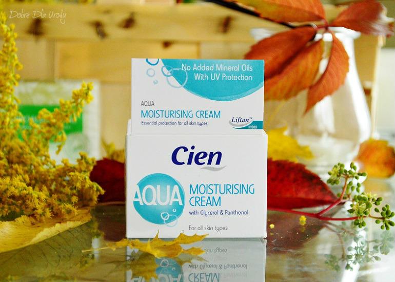 Krem Cien AQUA Moisturing Cream