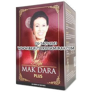 Kopi Mak Dara Plus