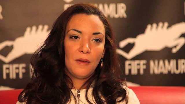 طرد الممثلة لبنى أبيضار بطلة فيلم الزين لي فيك من فرنسا