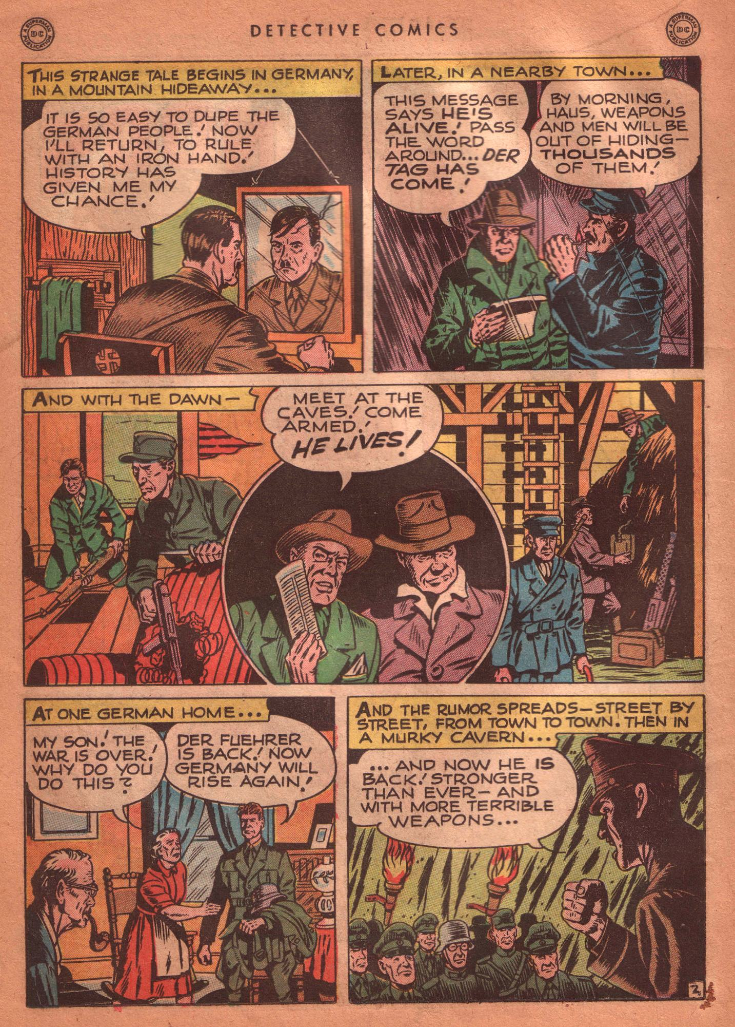Read online Detective Comics (1937) comic -  Issue #125 - 38
