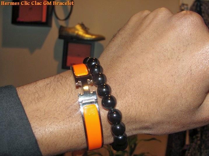 The Allure Of The Hermes Clic H Bracelet Guys Men Wearing