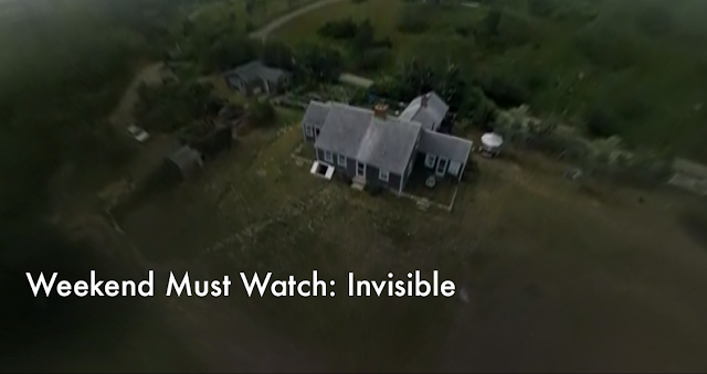 We offer the trailer for Invisible provided by Conde Nast Entertainment