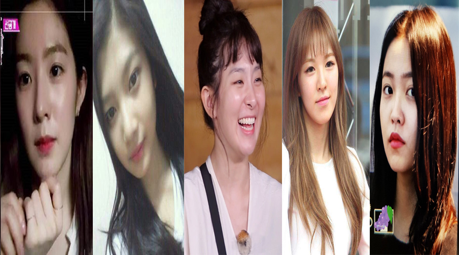 10 Pictures Of Red Velvet Without Makeup Showbizkorea