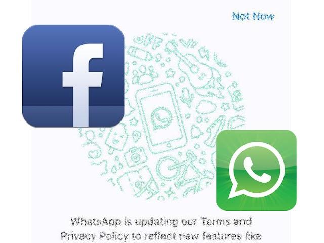 【 保護自己 】Whatsapp 要出賣你的資料 30天內仍可拒絕