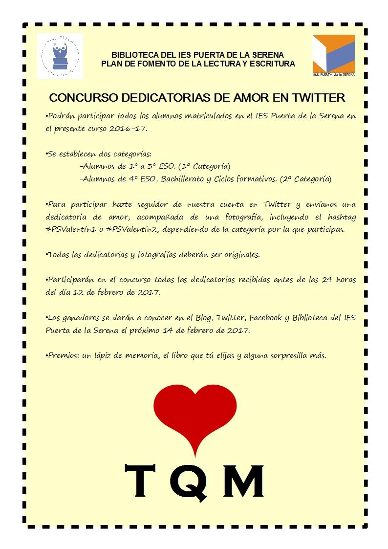 Erase Una Vez Concurso Dedicatorias De Amor En Twitter