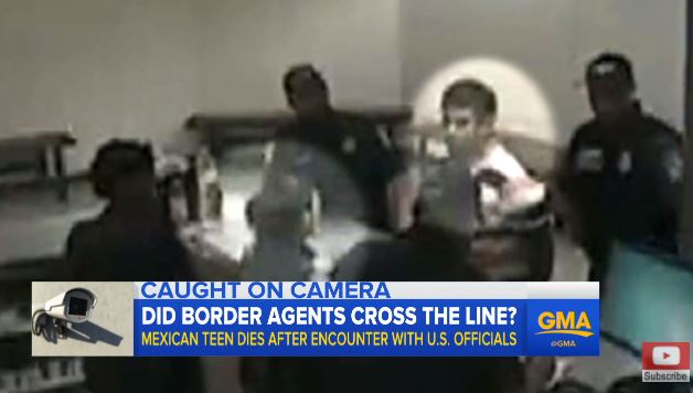 16-Year-Old Boy Died After US Border Officers Forced Him To Drink The Suspicious 'Apple Drink'!