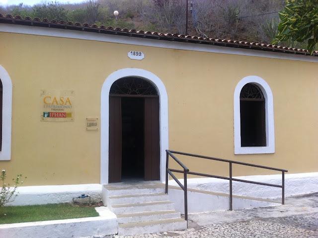 www.canionsxingo.com.br - Casa do Patrimônio de Piranhas é a sede administrativa do sitio arqueológico e paisagístico de Piranhas, Alagoas