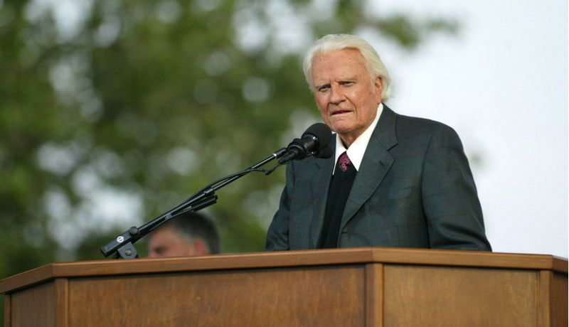 Pastor aconsejó desde Dwight Eisenhower hasta George W. Bush / WEB