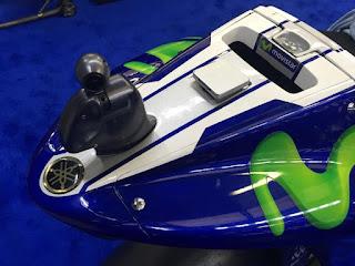 Kamera 360 Derajat Gyroscopic Onboard Di Motor Balap MotoGP.