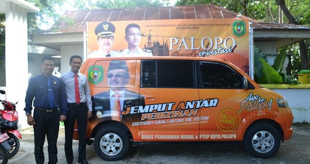 Segera Diterapkan, BPMPPT Uji Coba Layanan Jemput Antar Perizinan