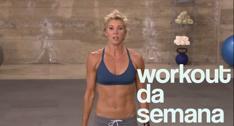 Workout da Semana: Braços com uma personal trainer