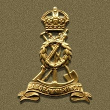 Badge of the Pioneer Corps