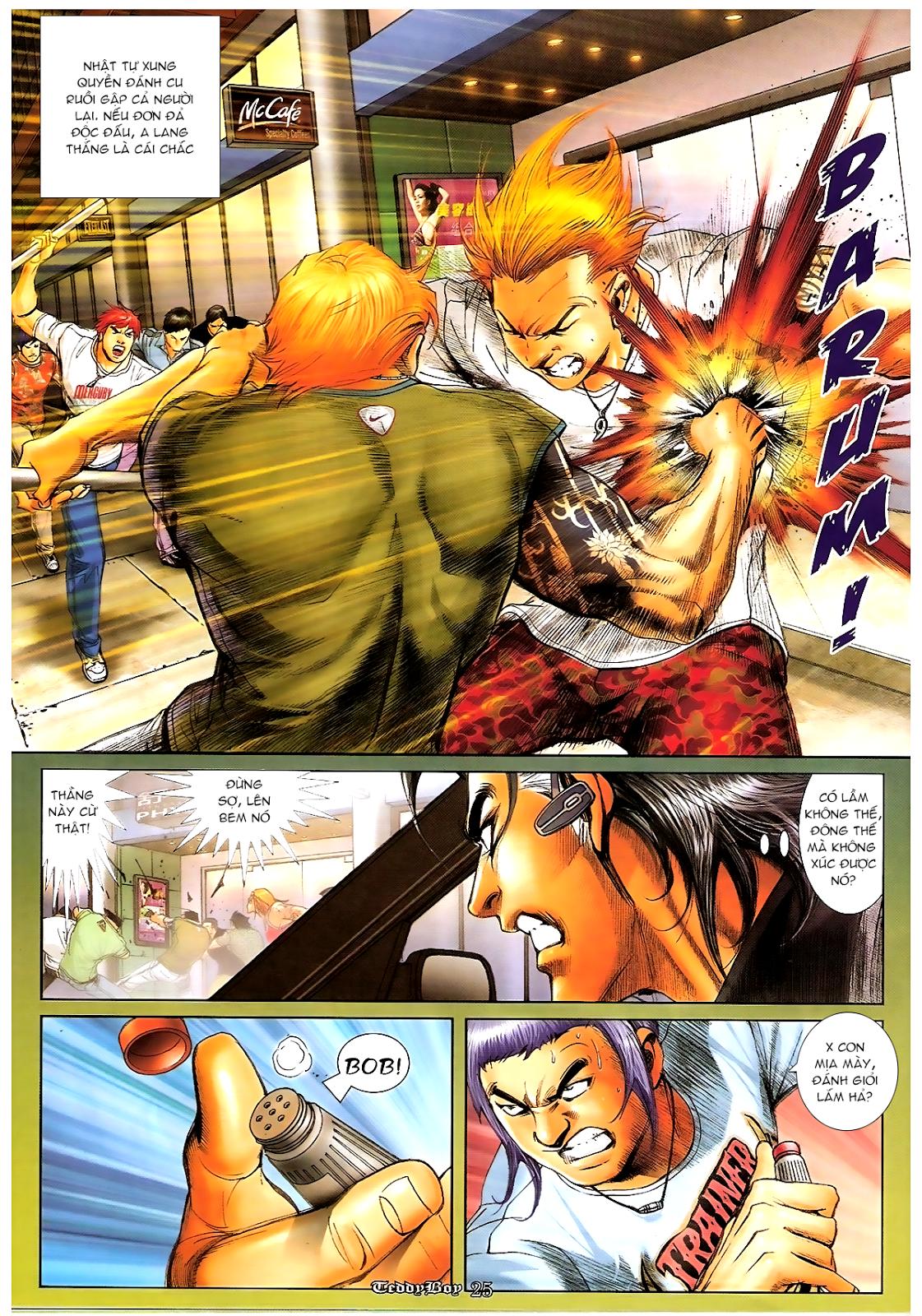 Người Trong Giang Hồ - Chapter 1211: Tuyệt địa phản kích - Pic 24