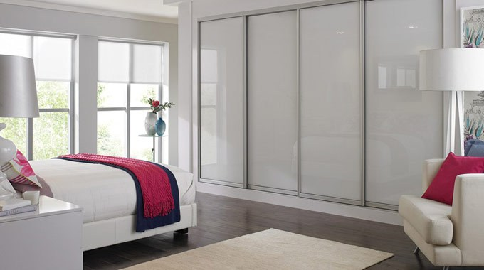 Relax n rave vanity fair wardrobes for your home for Back painted glass designs for wardrobe