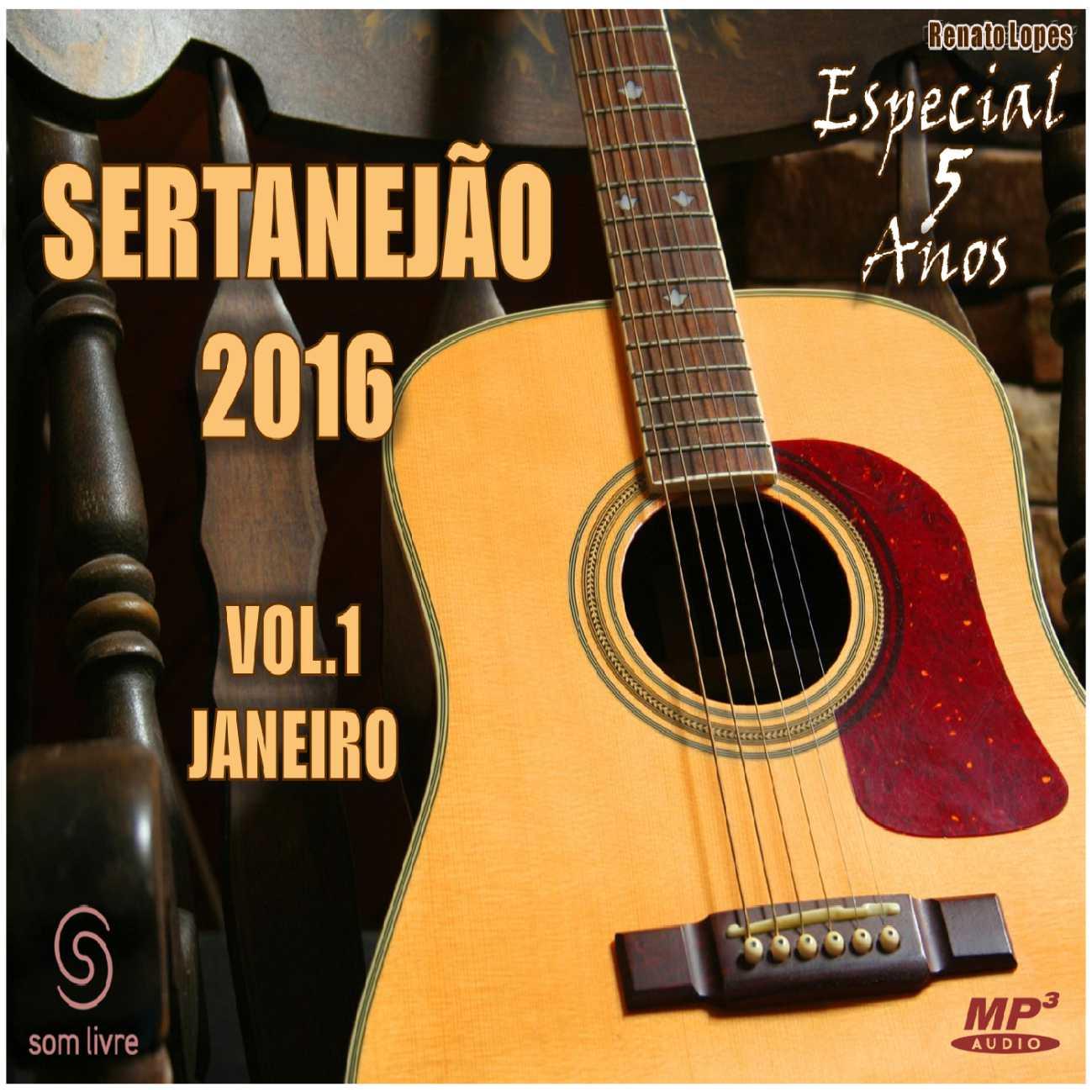 Sertanejão 2016 Vol.01