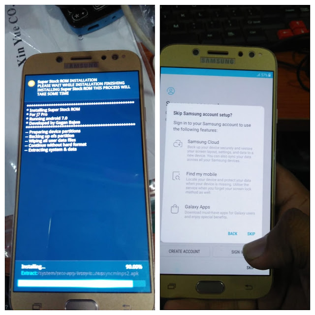 GSM Helpers: Fix the missing OEM Unlock & Fix Touch Not Work Galaxy
