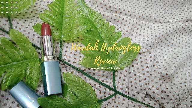 Review Lipgloss Wardah Hydrogloss