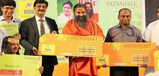 New Patanjali Prepaid Plan 144 for mobile customers