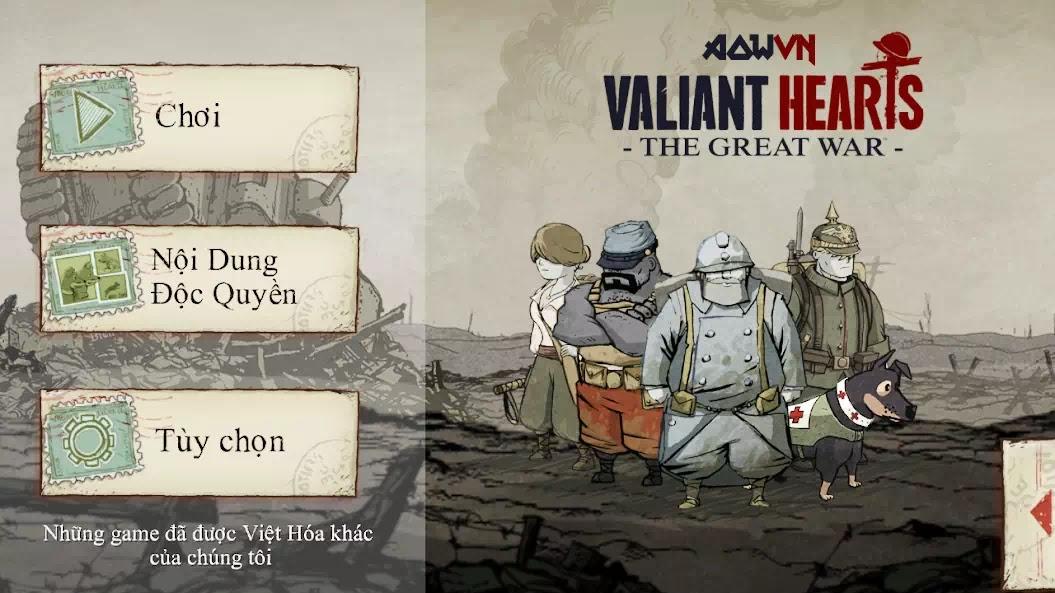 AowVN.org minz%2B%25282%2529 - [ OFFLINE ] Valiant Hearts : The Great War Việt Hoá | Game Android PC - Trái Tim Quả Cảm Tuyệt Hay
