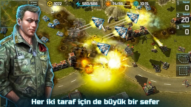 art of war 3 hileli apk indir