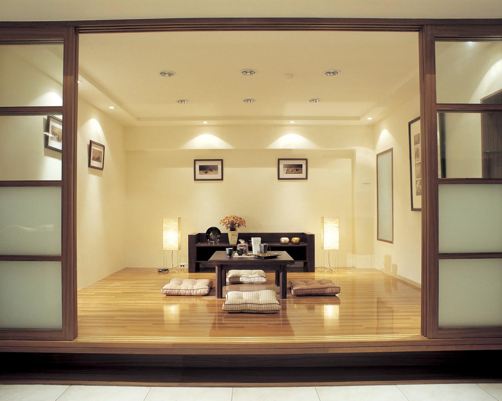 Beberapa Contoh Desain Ruang Tamu Minimalis Modern Masa Kini