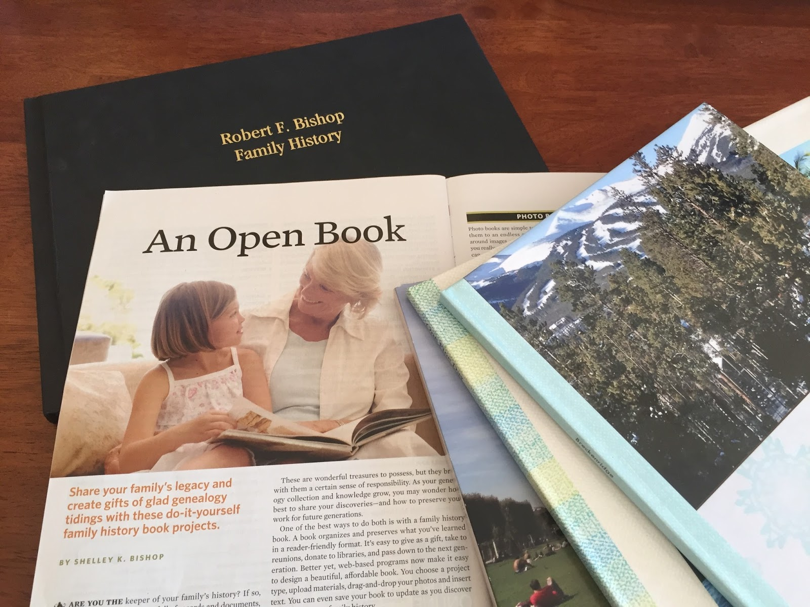 a sense of family family history books for the holidays