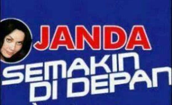Janda Semakin Didepan