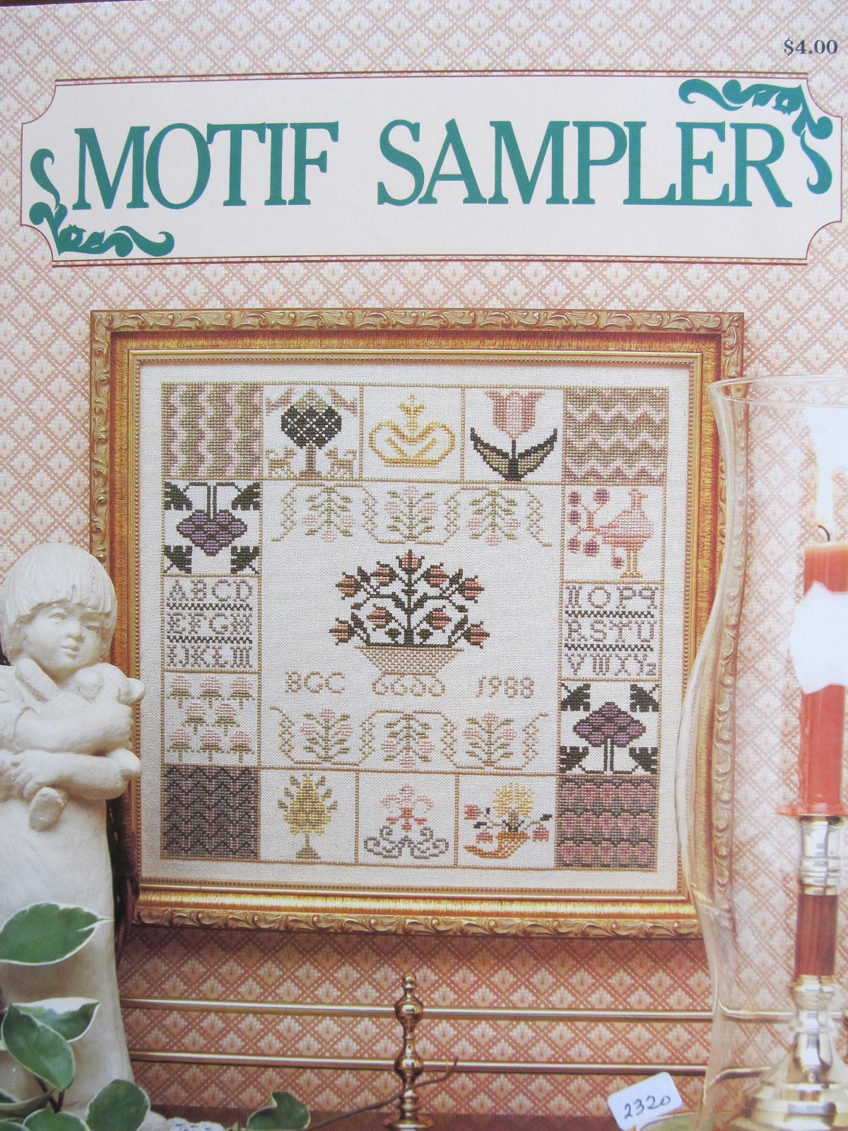 Samplers and santas thread conversions i have an old chart that offers two color choices one for light linen and one for dark nvjuhfo Image collections