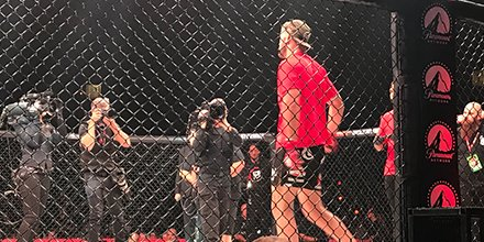 Bellator 205 Results Steve Mowry def. Ben Moa via first Round submission 2:40 of round 1