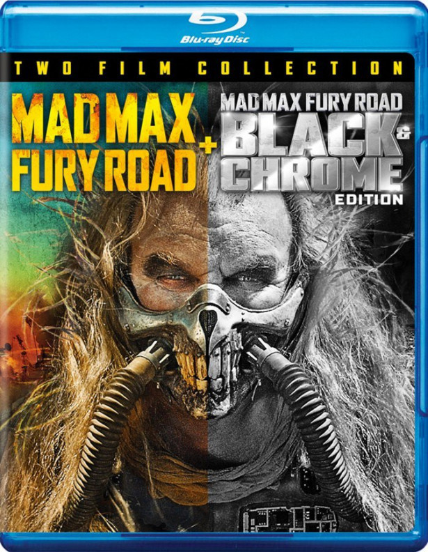 Mad Max: Fury Road [Black & Chrome Edition] [2015] [BD25] [Español]