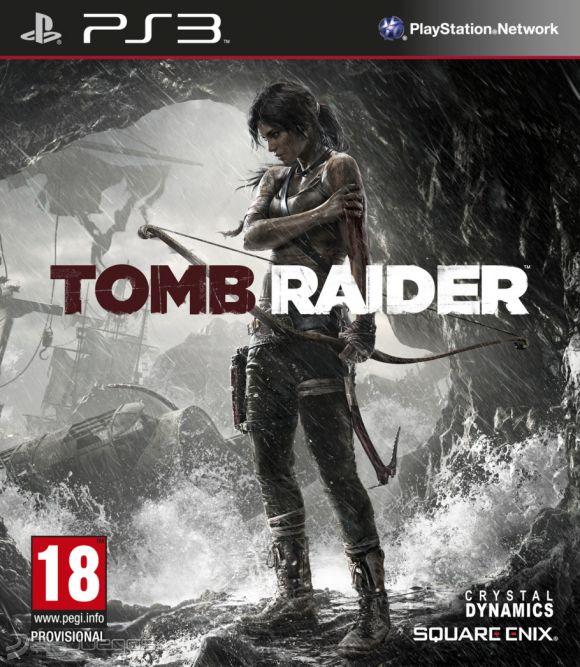 "Reseña ""Tomb Raider"" de PS3 (PlayStation 3)"